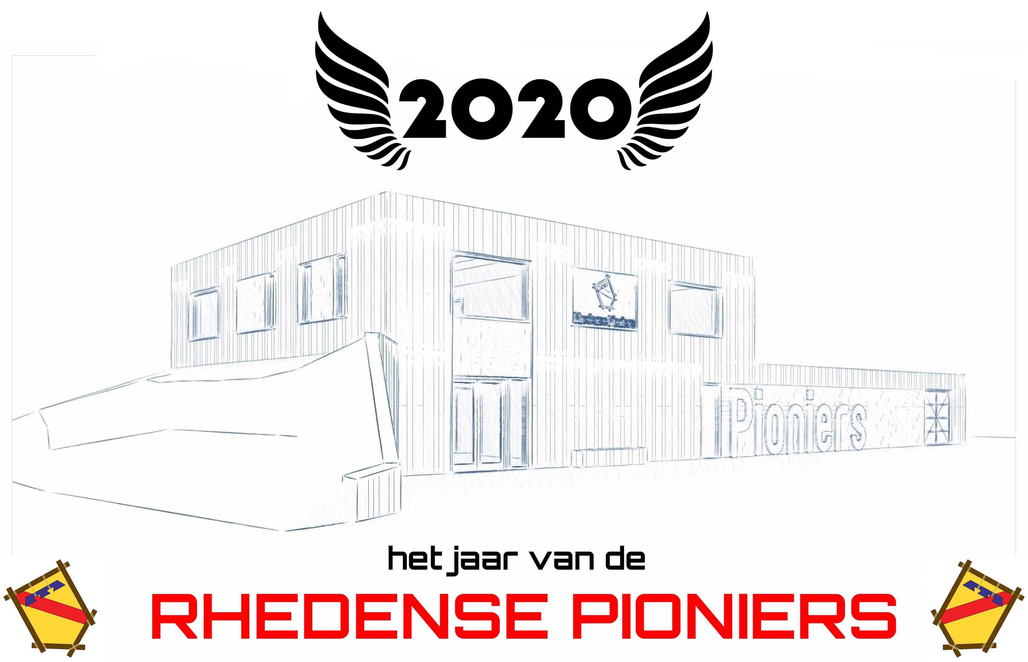 gebouw rhedense pioniers